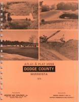 Title Page, Dodge County 1974
